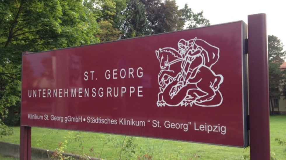 Tafel St.Georg-Krankenhaus