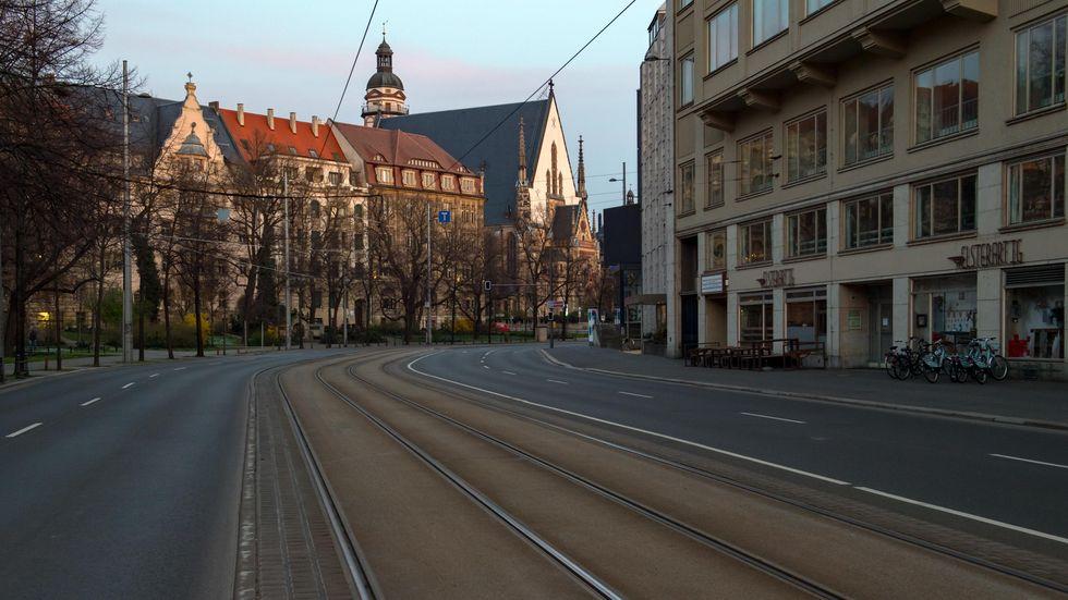 Dittrichring in Leipzig