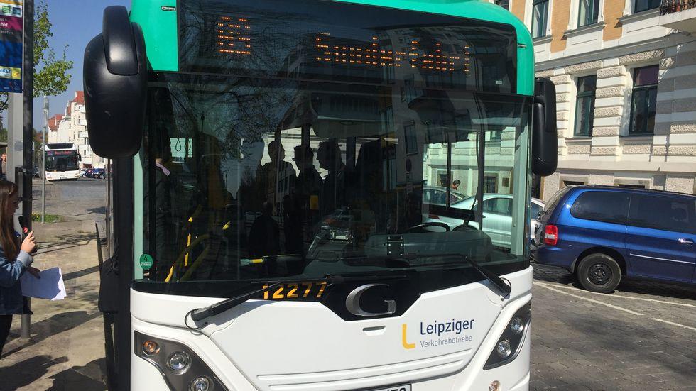 Elektro-Bus