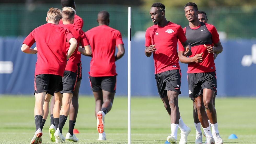 Training RB Leipzig