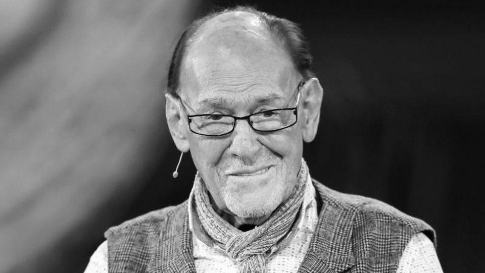Herbert Köfer ist am Samstag im Alter von 100 Jahren gestorben.