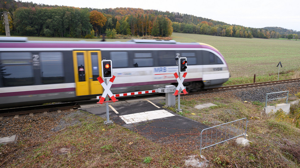 Regionalzug in Gelenau bei Kamenz (Archivfoto)