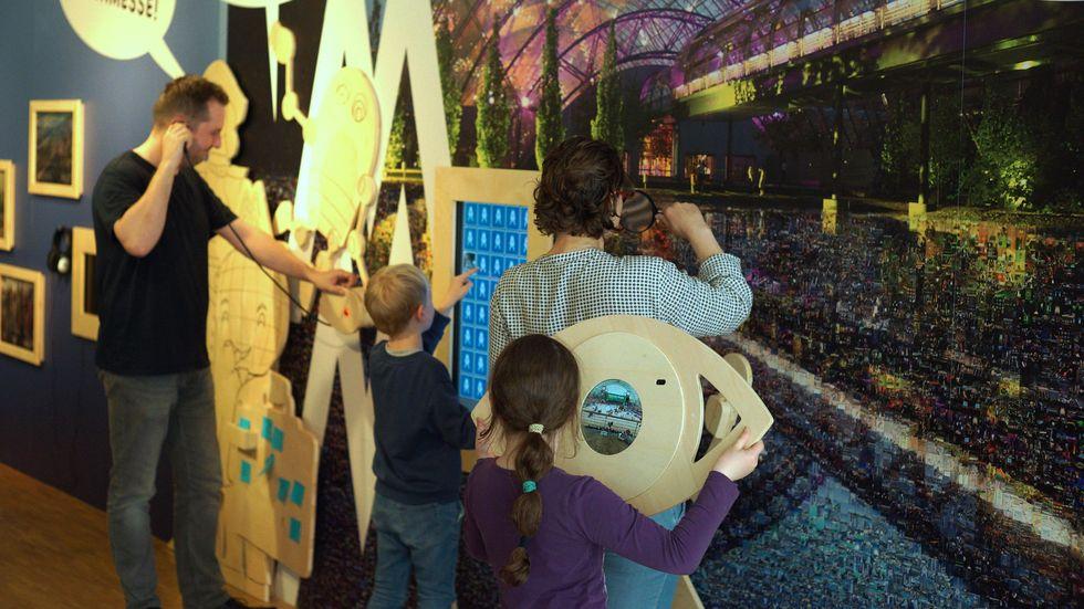 Ausstellung im Kindermuseum