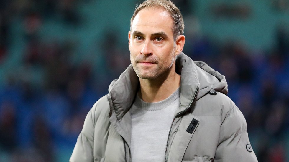 RB Leipzigs Vorstandsvorsitzender Oliver Mintzlaff
