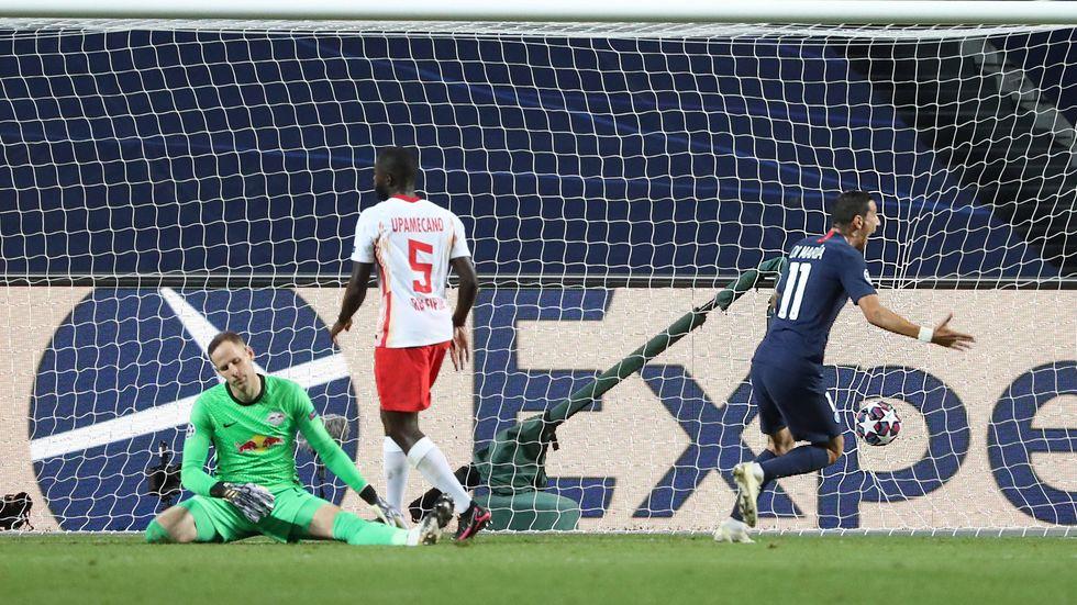 RB Leipzig verliert im Halbfinale der Champions League gegen Paris.