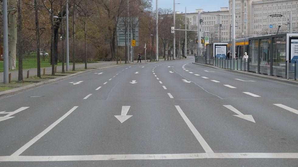 autoleerer Innenstadtring