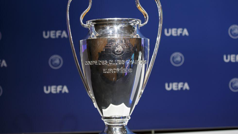 Champione-League-Pokal