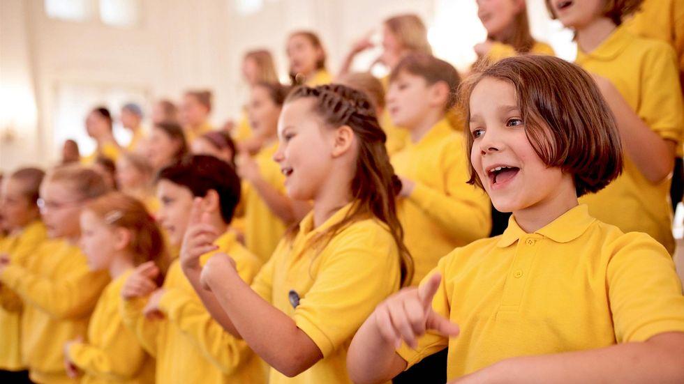 Kinderchor Schola Cantorum