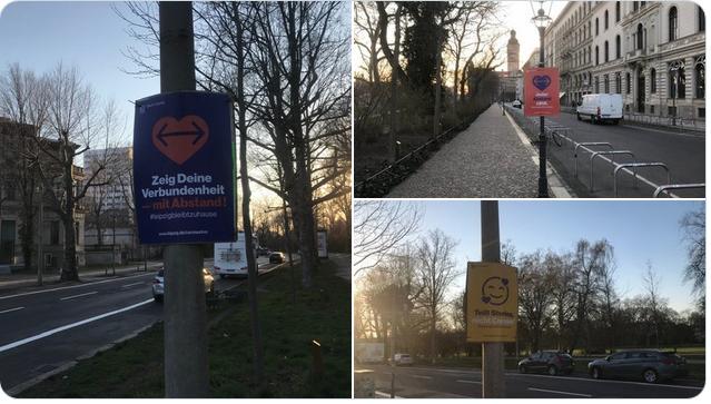 #leipzigbleibtzuhause © Stadt Leipzig